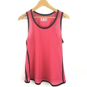 New Balance Womens Pink Active Workout Top Large
